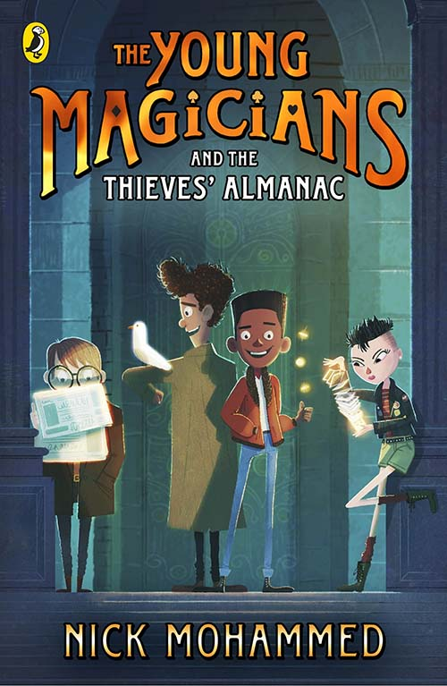 The Young Magicians and The Thieves' Almanac