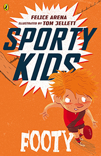 Sporty Kids: Footy!