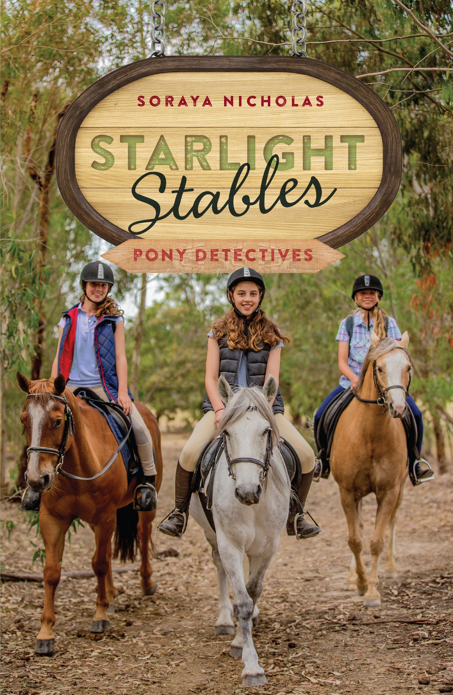 Starlight Stables: Pony Detectives