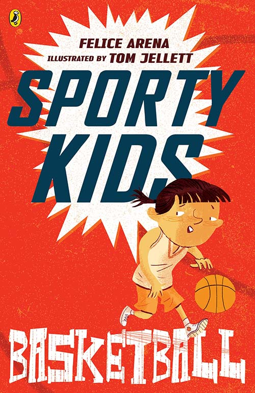 Sporty Kids: Basketball!