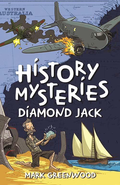 History Mysteries - Diamond Jack
