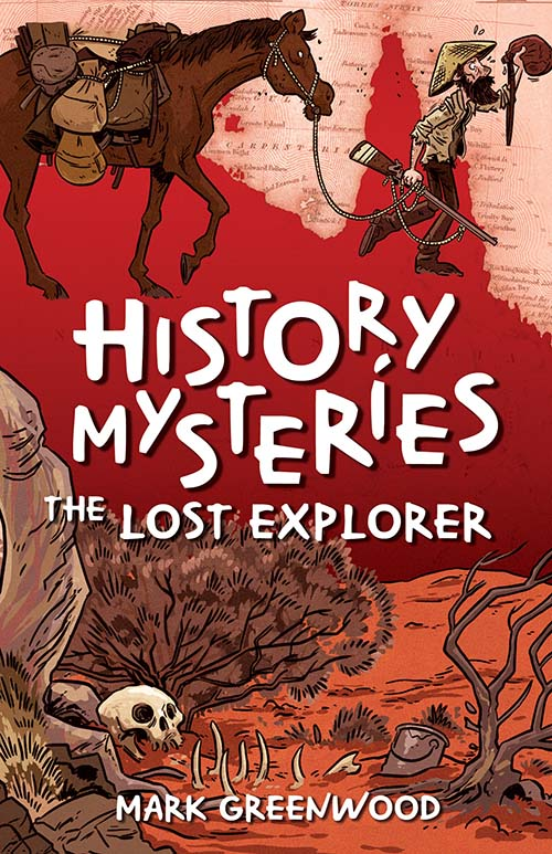 History Mysteries — The Lost Explorer