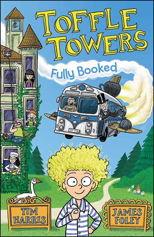 Toffle Towers - Fully Booked