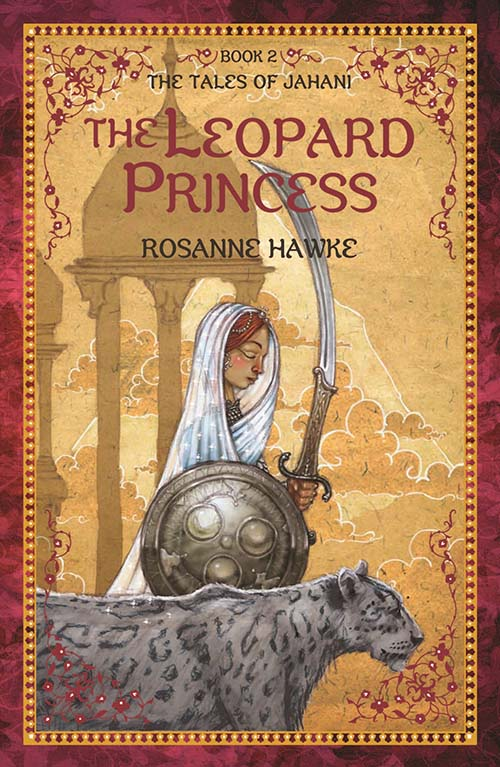 The Leopard Princess - The Tales of Jahani