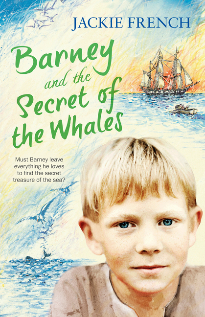 Barney and the Secret of the Whales