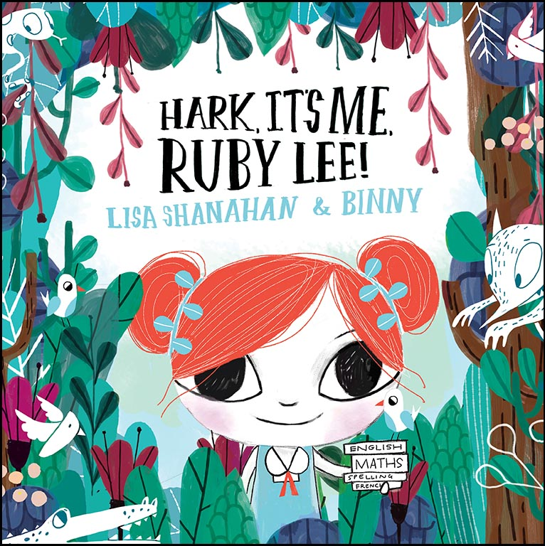 Hark, It's Me, Ruby Lee!