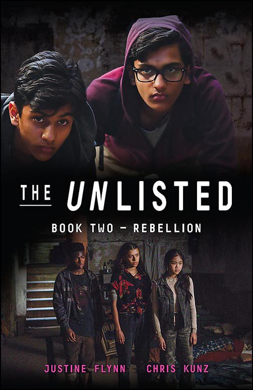 The Unlisted - Rebellion