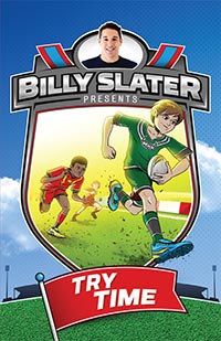 Billy Slater Presents: Try Time