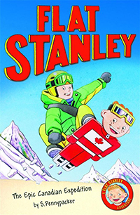 Flat Stanley's Epic Canadian Adventure