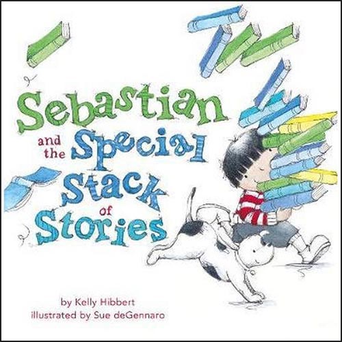 Sebastian and the Special Stack of Stories
