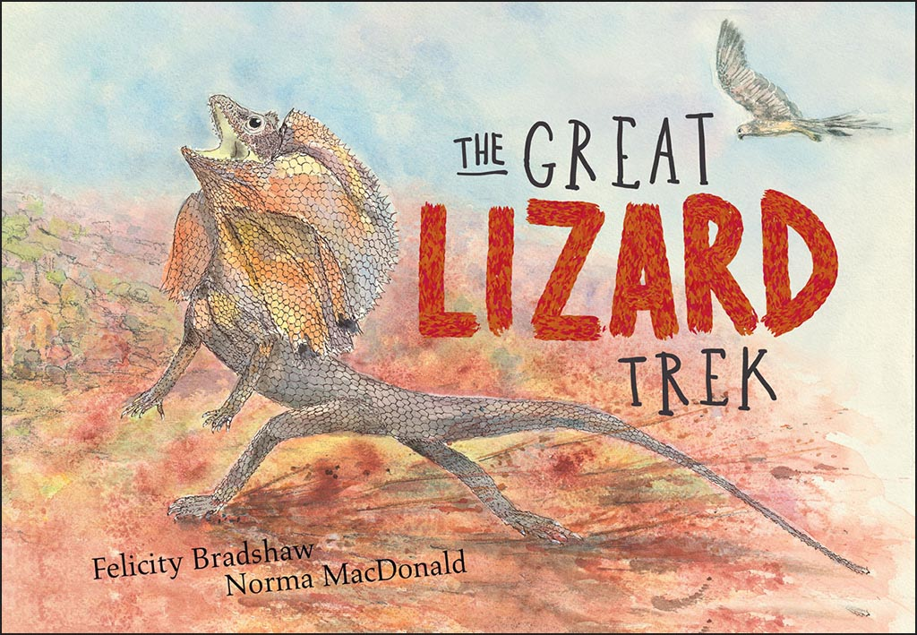 The Great Lizard Trek