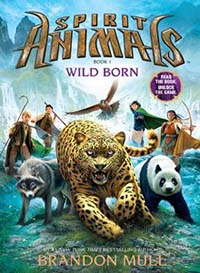 Wild Born - Spirit Animals # 1