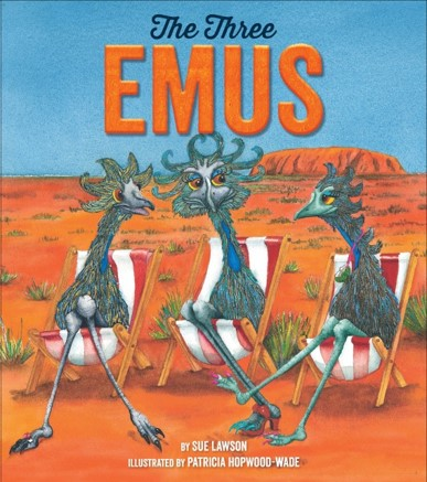 The Three Emus