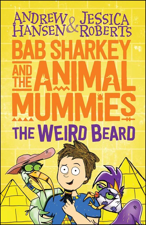 Bab Sharkey and the Animal Mummies - The Weird Beard