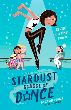 Stardust School of Dance - Bertie the Ninja Dancer