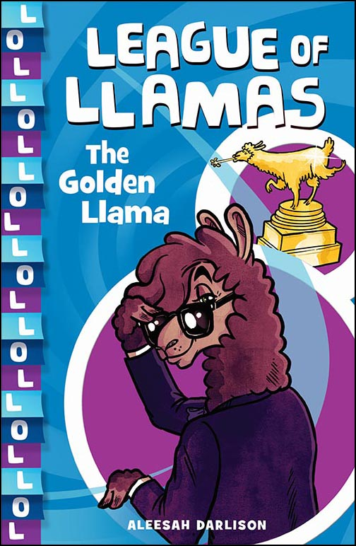 The Golden Llama