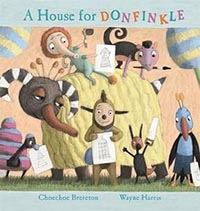 A House for Donfinkle