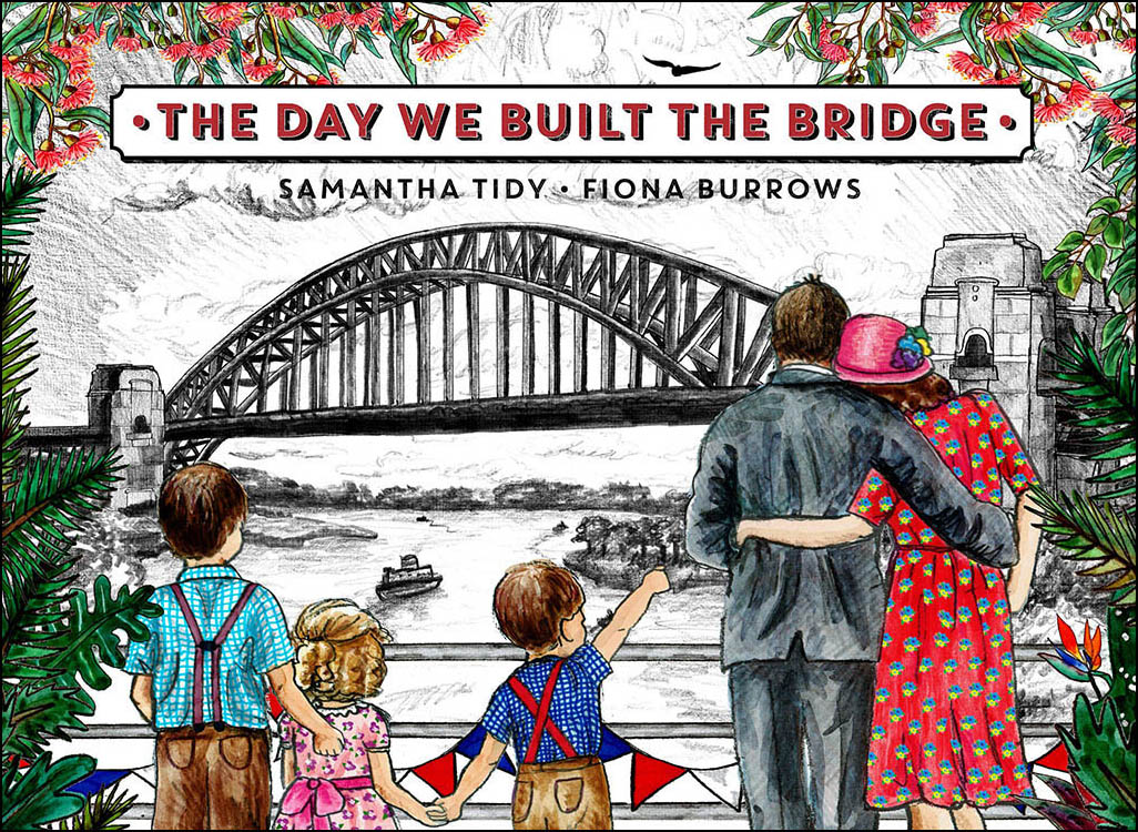 The Day We Built The Bridge