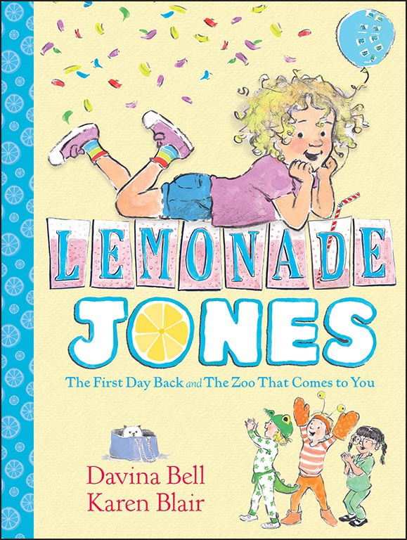 Lemonade Jones