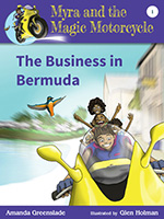 Myra and the Magic Motorcycle - Book 1
