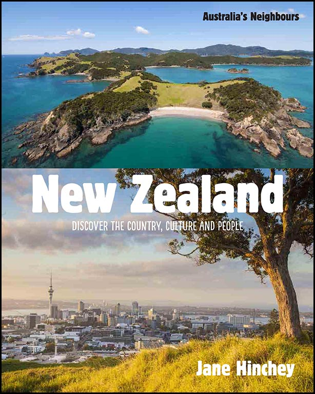 Australia's Neighbours - New Zealand