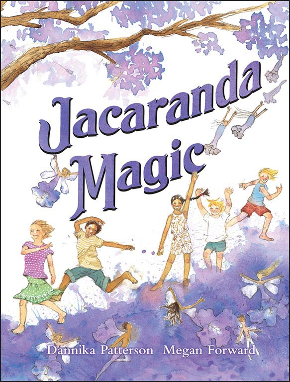 Jacaranda Magic